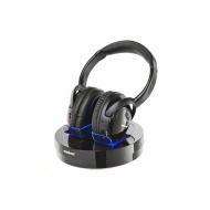 Słuchawki bezprzewodowe + stacja dokująca Meliconi Hp 300 Professional