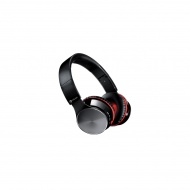 Słuchawki CUFFIA BT SPEAK AIR black/red