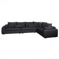 Sofa narożna Cobra 268x403x72 cm
