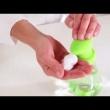 Spieniacz i dozownik do mydła 0,39 l Cuisipro pomarańczowy CU-83758018