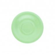 Spodek pod kubek 18 cm Kahla Pronto Colore zielony