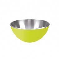 Stalowa miska 16 cm Zak! Design zielona