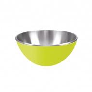 Stalowa miska 25 cm Zak! Design zielona