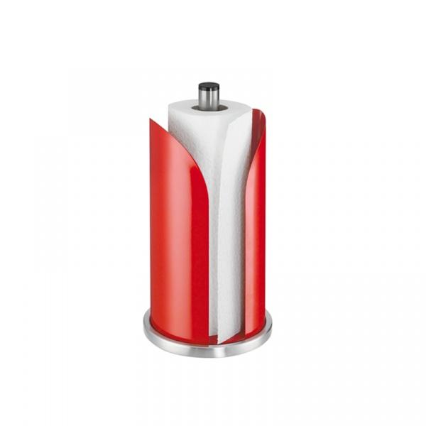 Stojak do ręczników papierowych Kuchenprofi czerwony KU-1007501400
