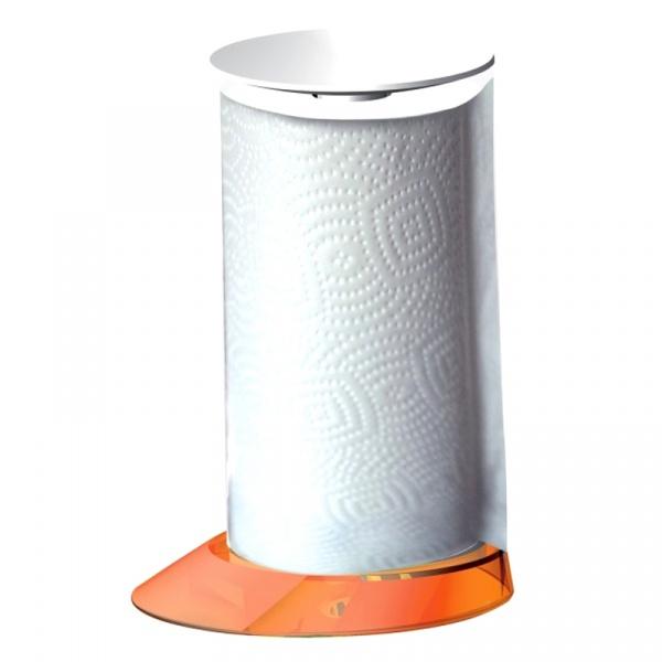 Stojak na ręczniki papierowe Casa Bugatti Glamour pomarańczowy GLOU-02162