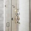 Stojak prysznicowy Simple Human regulowany BT1062