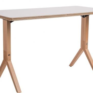 Stół Bruno 120x60x70 cm D2.Design naturalny 5902385724296