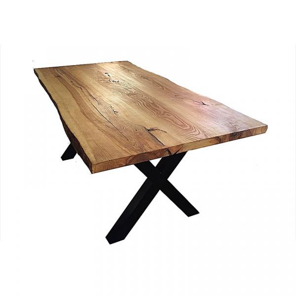 Stół do jadalni 200x100cm Quentin Design jesion QD-008