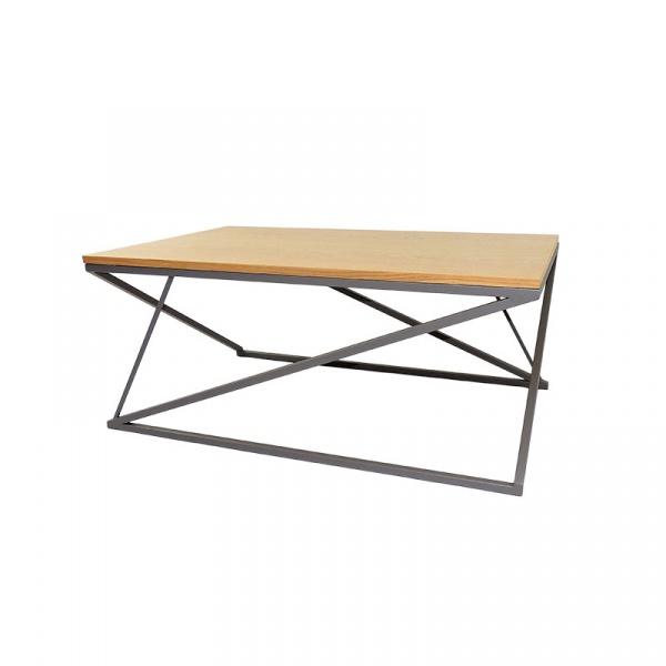 Stół do salonu 110x70x45cm Valevsky Ange fornir F487-980A6