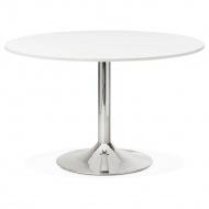 Stół Kokoon Design Rando 120 cm biały