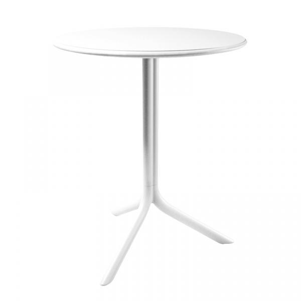 Stół okrągły ogrodowy 61cm D2 Spritz biały 8010352058002