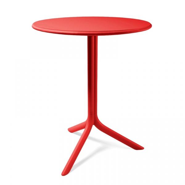Stół okrągły ogrodowy 61cm D2 Spritz czerwony DK-28548