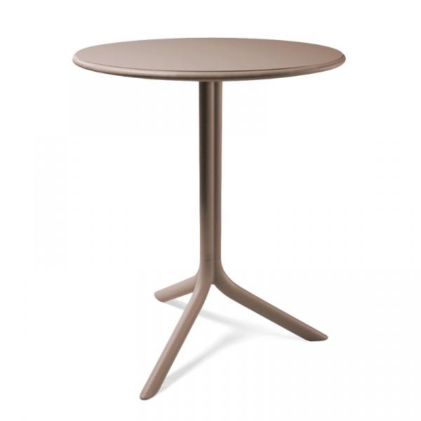 Stół okrągły ogrodowy 61cm D2 Spritz szary 8010352058101