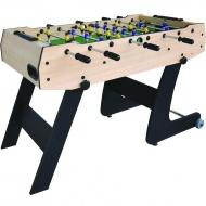 Stół Piłkarzyki 121x61x81 Składany Drewno