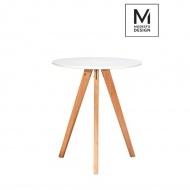 Stół Tripod Modesto Design 60cm biały