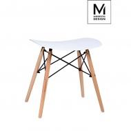 Stołek Bord Modesto Design biały