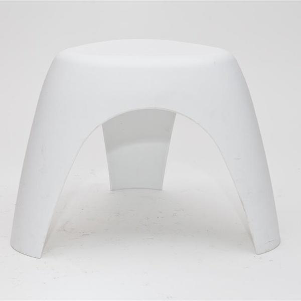Stołek Fant biały DK-3250