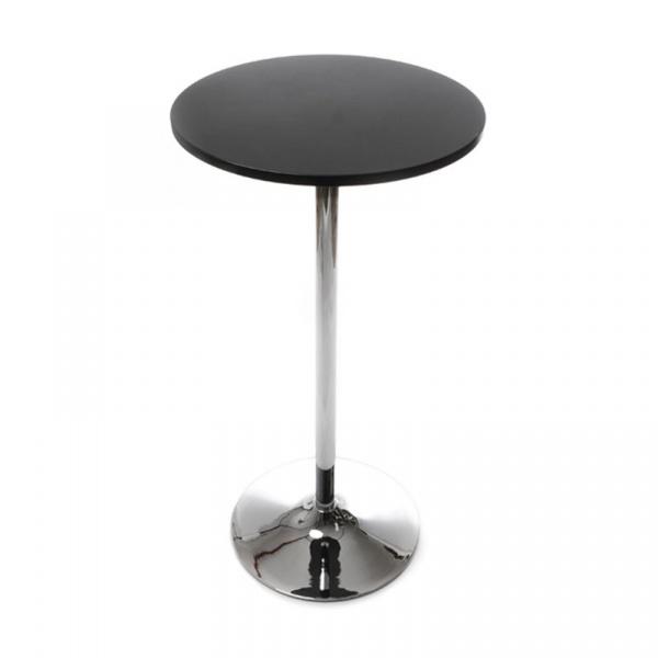 Stolik barowy Lila Kokoon Design czarny BT00020BL
