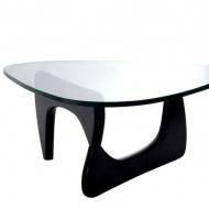 Stolik D2 Trix czarne drewno