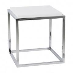Stolik Kvadra Kokoon Design biały