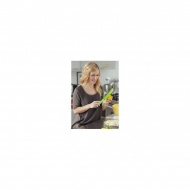 Strugotarka zielona z pojemnikiem - KitchenIQ
