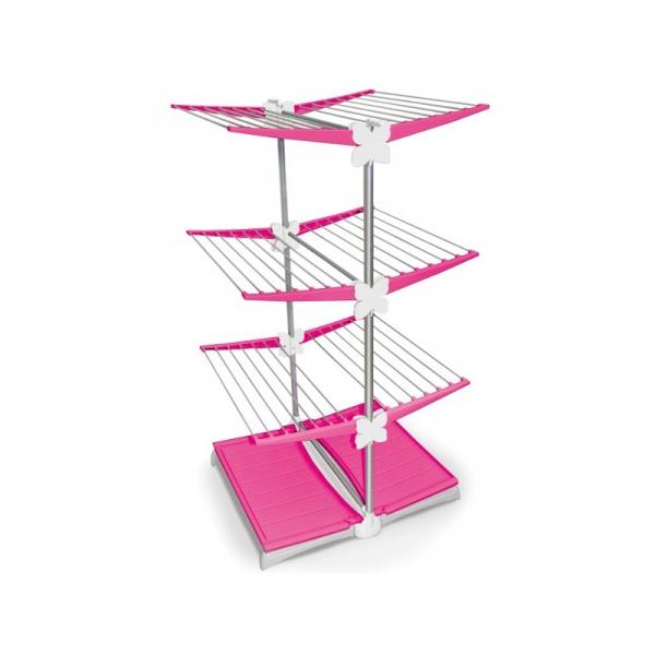Suszarka do bielizny Meliconi Stendimeglio Junior pink 701911PINK
