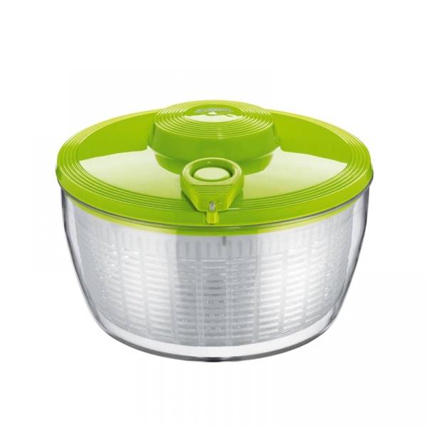 Suszarka do sałaty 3,25 l Kuchenprofi zielona KU-1310171100
