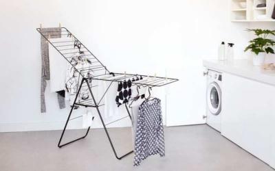 Suszarki na pranie - małe czy duże?