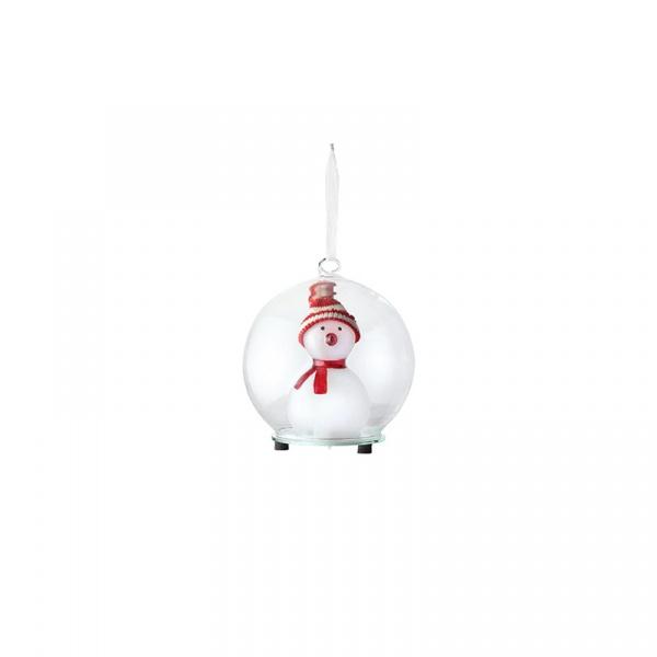 Świecąca kula z bałwankiem Philippi P113001