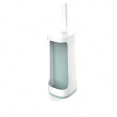 Szczotka do toalet 11,4x13,6x45,3cm Joseph Joseph Flex biało-niebieska
