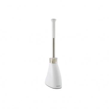 Szczotka do WC 47,2 cm Simple Human biała