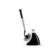 Szczotka do WC 47,2 cm Simple Human czarna