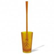 Szczotka do WC pomarańczowa Koziol Rio