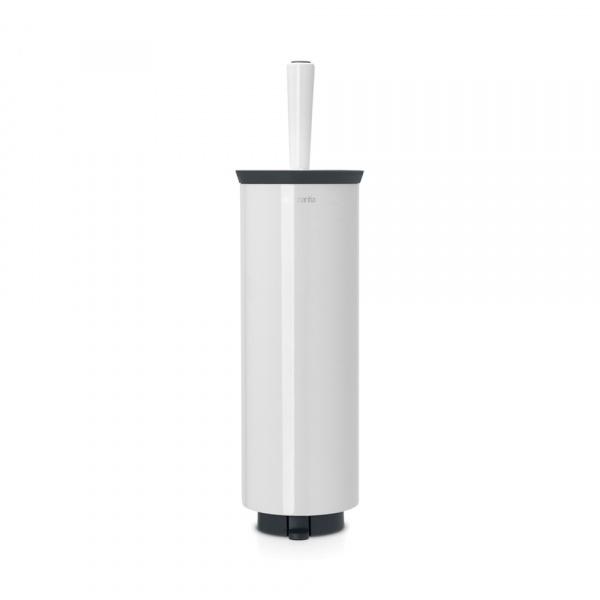 Szczotka do WC z mocowaniem do ściany Profile Brabantia biała 48 33 25
