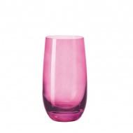 Szklanka 390 ml Leonardo Colori fioletowa