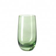 Szklanka 390 ml Leonardo Colori zielona