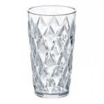 Szklanka 450 ml Koziol CRYSTAL L przeźroczysta