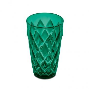 Szklanka 450 ml Koziol CRYSTAL L szmaragdowa zieleń KZ-3544650