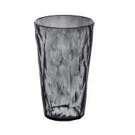 Szklanka na zimne napoje 0,45 L Koziol CRYSTAL 2.0 antracytowy