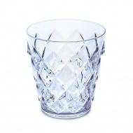 Szklanka na zimne napoje 200 ml Koziol CRYSTAL S transparentny niebieski KZ-3545652