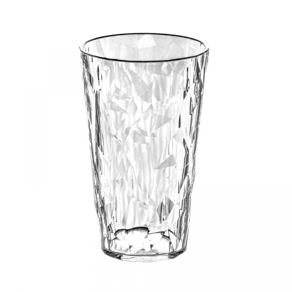 Szklanka na zimne napoje 450 ml Koziol CRYSTAL 2.0 transparentna KZ-3578535