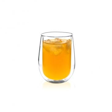 Szklanka z podwójną ścianką 400 ml Vialli Design