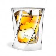 Szklanka z podwójną ścianką do whisky 300 ml Cristallo 25509