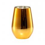 Szklanki metalizowane 397ml (6 szt) Schott Zwiesel Vina Shine złote