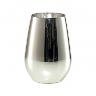 Szklanki metalizowane 397ml (6 szt) Schott Zwiesel Vina Shine srebrne