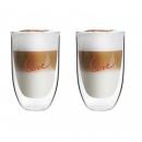 Szklanki na latte termiczne Vita Love Vialli Design