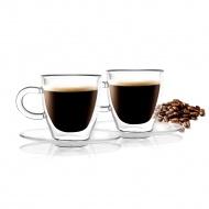 Szklanki termiczne do espresso 2szt Amo 50 ml
