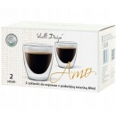 Szklanki termiczne do espresso 2szt. Amo 80ml