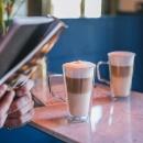 Szklanki termiczne do latte 2szt. 350ml Diva