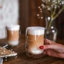 Szklanki termiczne do latte Geo